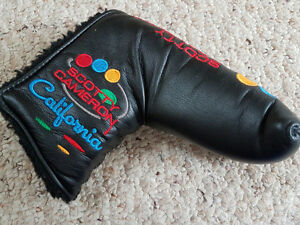 Authentic Scotty Cameron Head Cover