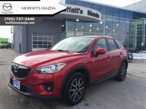 2015 Mazda CX-5 GT  - Leather Seats -  Sunroof - $169.61 B/W