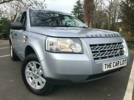 image for 2007 Land Rover Freelander Td4 161 Auto S SUV Diesel Automatic