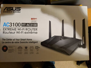 ASUS AC3100 4x4 Wireless Dual-Band 4-Port Gigabit Gaming Router