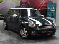 2010 MINI HATCH ONE HATCHBACK PETROL