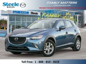 2018 MAZDA CX-3 GS (No Payments for 90 days)