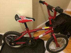 """Supercycle 14"""" boys bike Very Good condition $50 OBO Riverbend"""