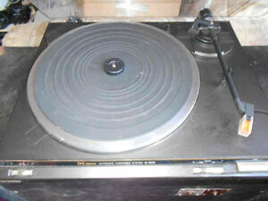 Technics SL-BD20 DC servo turntable (record player)