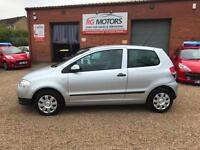 2009(59) Volkswagen Fox 1.2 Urban Silver 3dr Hatch, **ANY PX WELCOME**