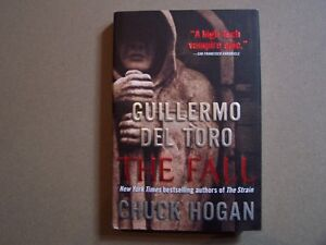 THE FALL GUILLERMO DEL TORO 1st/1st US signed and dated