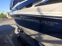Crownline 215SS V8 5.0L open deck, FULLY LOADED, Wake Tower