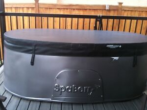 Spaberry 2 person hot tub
