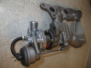 2002-06 MCC Smart Fortwo GT1238S Turbo 727211-0001