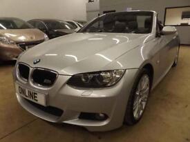 BMW 3 SERIES 320I M SPORT, Silver, Manual, Petrol, 2007