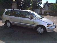 RARE HONDA SHUTTLE 2.3 ES AUTOMATIC 7 SEATER FULLY LOADED PERFECT CONDITION FSH PX SWAP