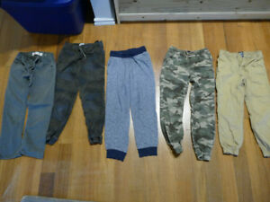 5 pairs boys size 8 pants asking $15. Will also sell separately.