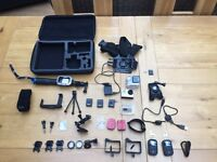 Ultimate GoPro Hero 3+ Black Edition Bundle