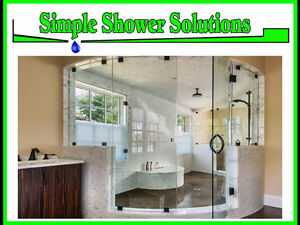 SHOWER PANS - TILE READY - CUSTOM AND STANDARD