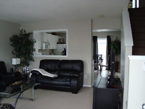 Two Bedroom Plus Den Town House for Rent in East End