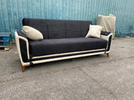 ✅✅High Quality Brand New Turkish Sofa Bed With Storage Available