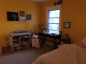 Room in Character Home in Old Strathcona $700/mo all incl.