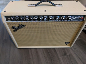 Fender Deluxe Vintage Modified 40W tube PRICE REDUCE