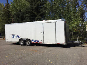 24' Pace Shadow GT Car Trailer