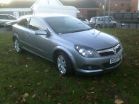 Vauxhall/Opel Astra 1.6 16v ( 115ps ) Sport Hatch 2007. SXi coupe