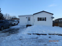 Beautiful Renovated Modular on own lot in Clairmont
