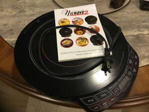 Induction cooktop by unwave.