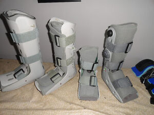 4 Different Aircast FP Walker MEDIUM Boot 01F-M
