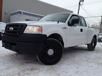 2006 FORD F150 4X4 = EXTENDED CAB = 6 PASSENGER = NEW TIRES