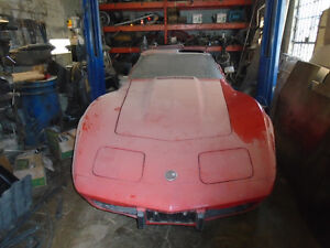 1975 Corvette .want it gone need the space