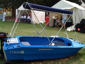 Dinghy Tender Fishing Catamaran Hull Sydney City Inner Sydney Preview