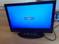 19in HD ready LCD Freeview TV