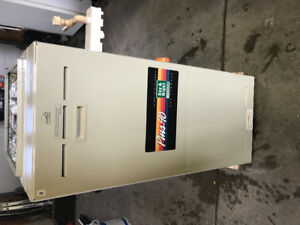 Natural Gas furnace Plus 90 Day and Night 60000 Btu