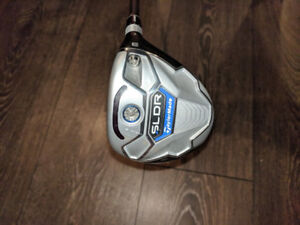 Taylormade SLDR 3-Wood and Ping i20 Driver