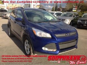 2015 Ford Escape SE4WD, Heated Seats, Power Driver Seat, Backup