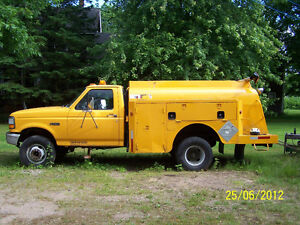 1996 Ford F-350 OIL TANKER Other