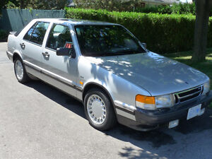 SAAB 9000 Turbo 1990 AUTOMATIC EXCELLENT PRICE NEGOTIABLE
