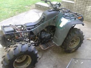 Wanted Arctic Cat / Suzuki 500