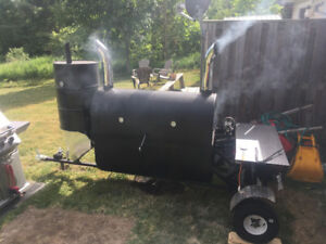 Rotisserie/BBQ/Smoker/Deep fryer for Rent