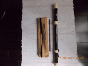 Yamaha YRT304B Professional Tenor Recorder Baroque Finger