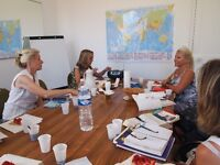 FRENCH CONVERSATION GROUP STARTING SEPTEMBER! PLS CALL TO REGIST