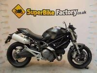 2008 08 DUCATI MONSTER M696 PLUS