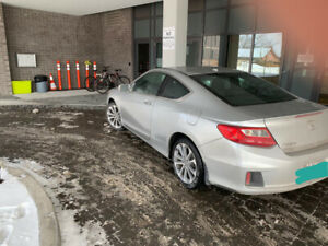 Selling 2014 Honda Accord coupe 2-dr