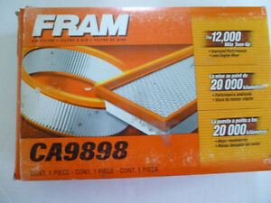 FRAM Extra Guard Air Filter, CA9898 for mazda