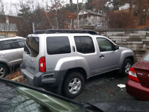 clean Car, 2005 Nissan Xterra 4×4,, SOLD SOLD