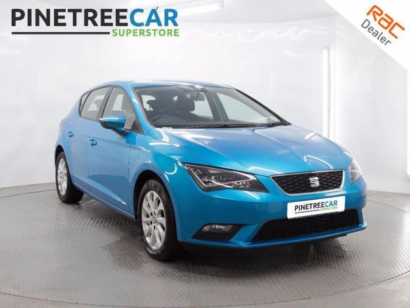 2014 SEAT LEON 1.6 TDI CR SE Tech Pack 5dr start stop