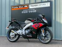 APRILIA RS50 MOTORCYCLE MODED