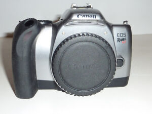 Nikon and canon film body (no lens) good working condition