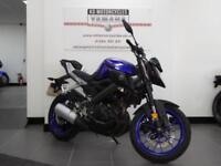 17 REG 1 OWNER YAMAHA MT 215 ABS ONLY 2013 MILES GREAT LEARNER LEGAL BIKE
