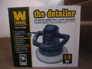 CAR WAXER/POLISHER (WEN) NEVER USED!