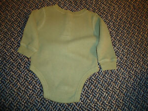 Boys Size 12-18 Months Long Sleeve Onesie Kingston Kingston Area image 2